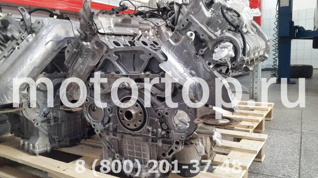 Контрактный двигатель (мотор, двс) N63B44