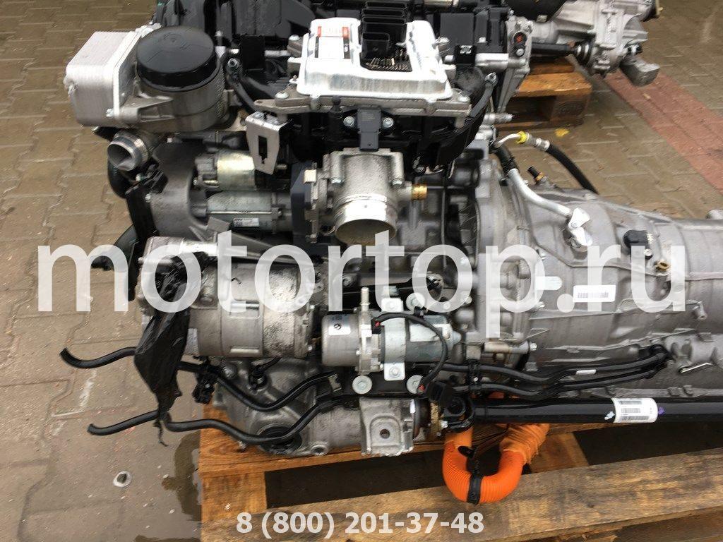 Контрактный двигатель (мотор, двс) N47D20