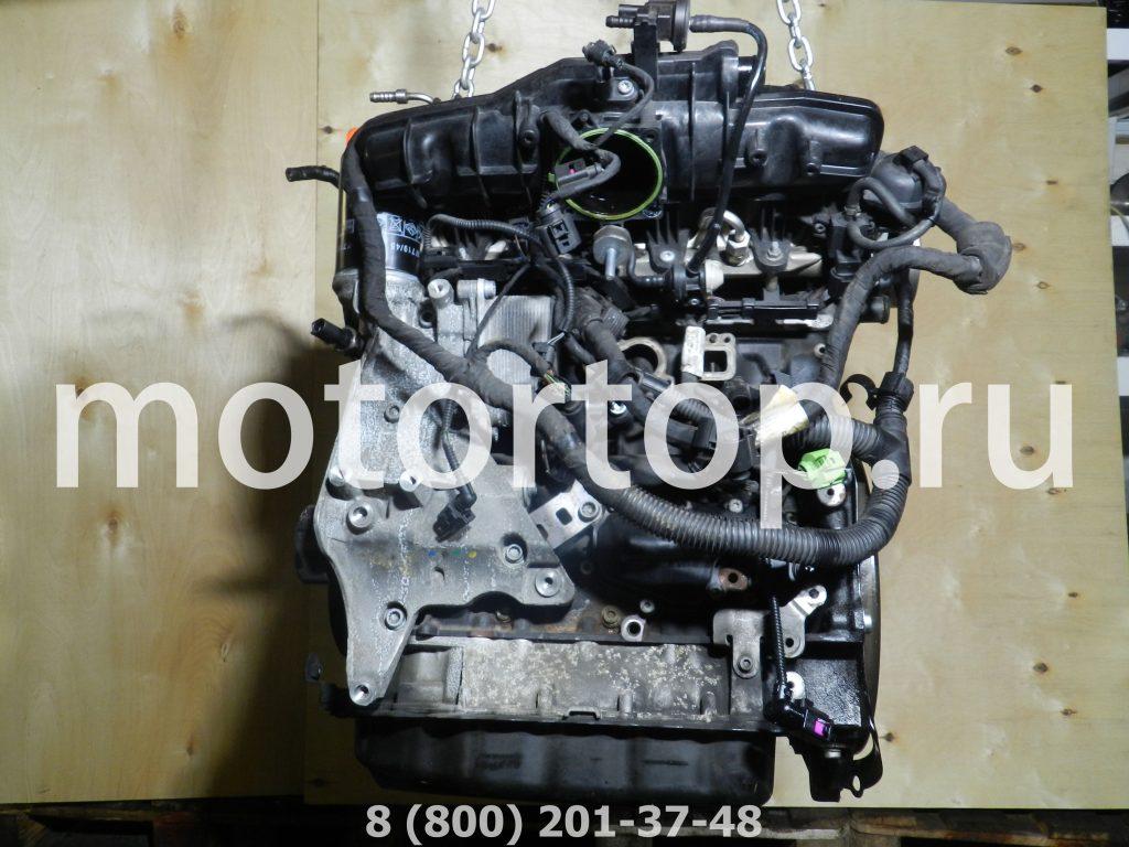 Контрактный двигатель BZB
