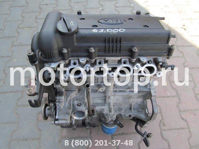 Двигатель (мотор, двс) G4FC
