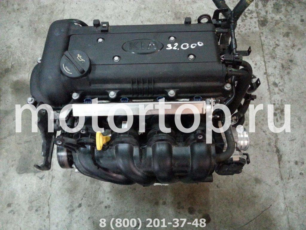 Контрактный двигатель (мотор, двс) G4FC