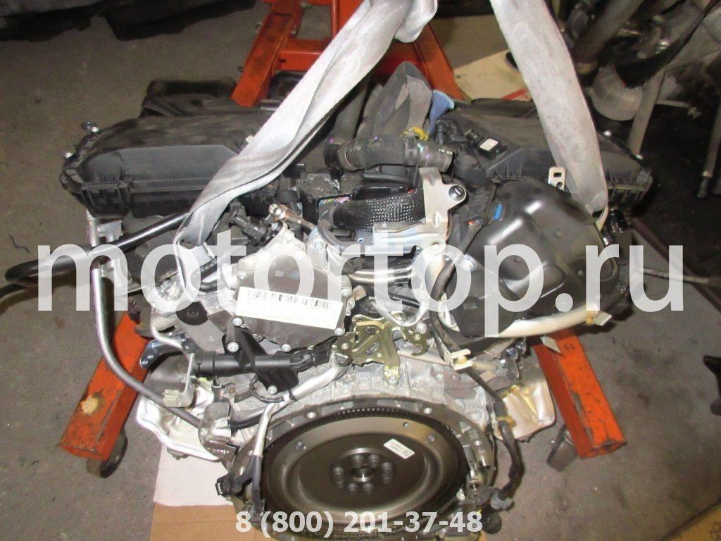 Купить контрактный двигатель (мотор, двс) M276