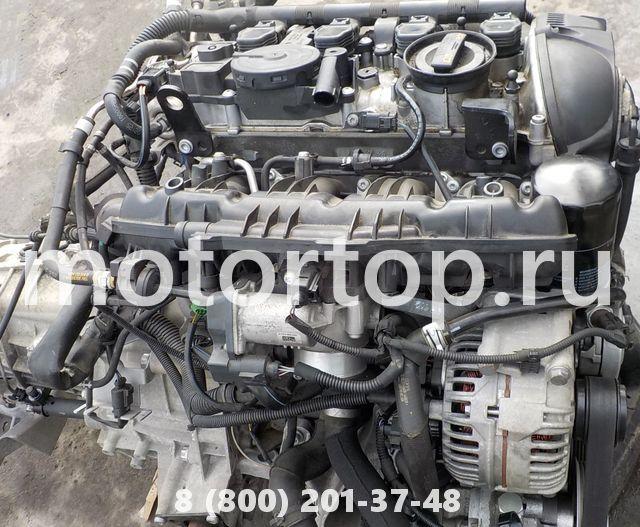 Контрактный двигатель CABA, CABB