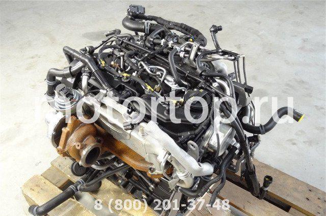 Двигатель CDCA