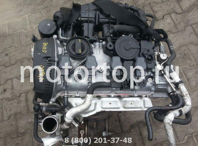 Двигатель CDH (CDHA, CDHB)