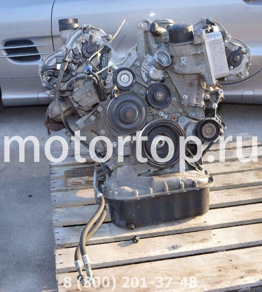 Купить контрактный двигатель (мотор, двс) M272