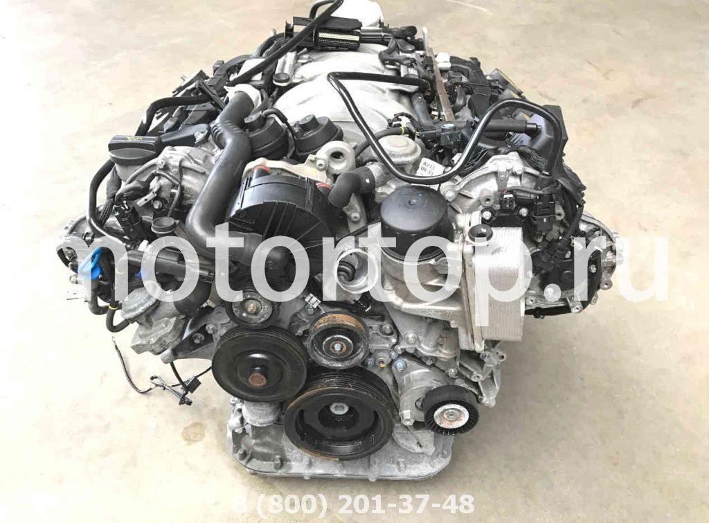 Купить контрактный двигатель (мотор, двс) OM651