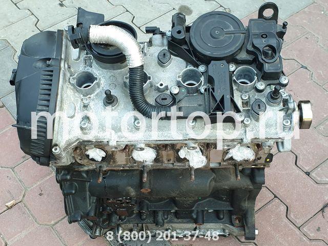 Контрактный двигатель CCZA