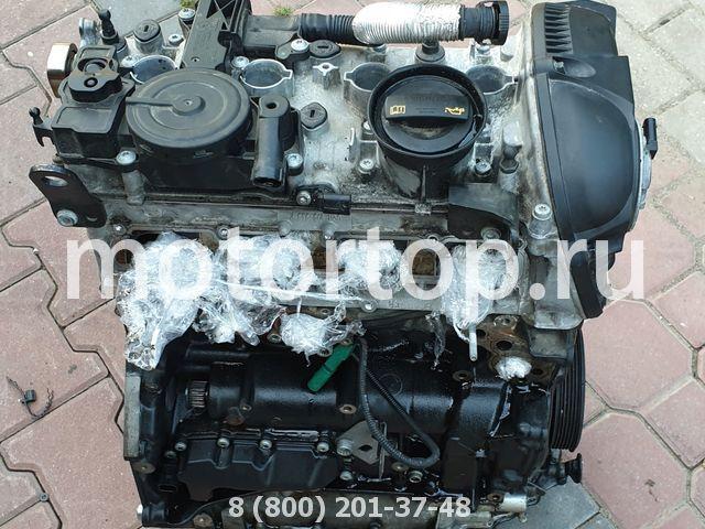 Контрактный двигатель CCZC
