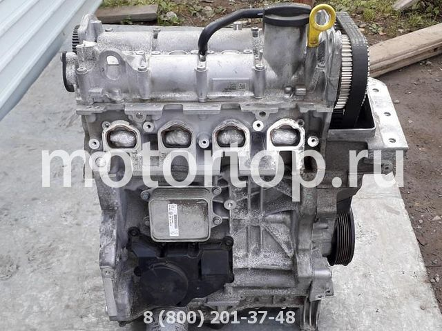 Контрактный двигатель CWVA