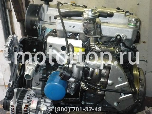 Контрактный двигатель D4BF