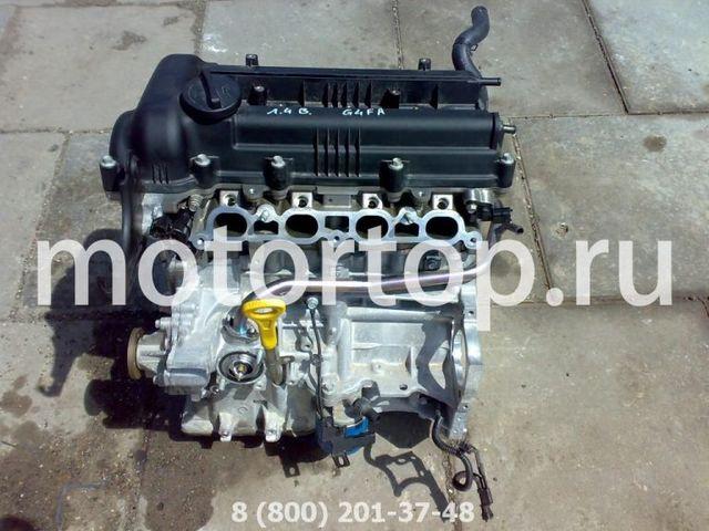 Контрактный двигатель G4FA