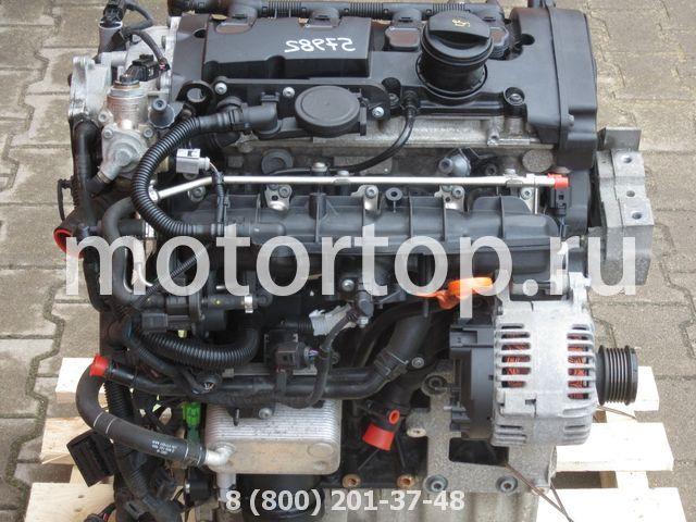Контрактный двигатель BWA