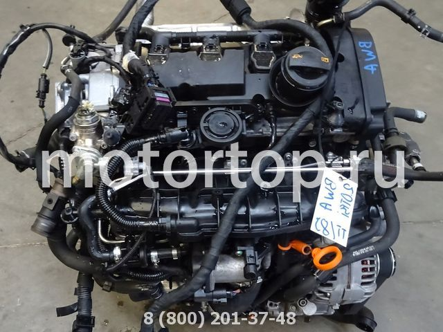 Контрактный мотор BWA