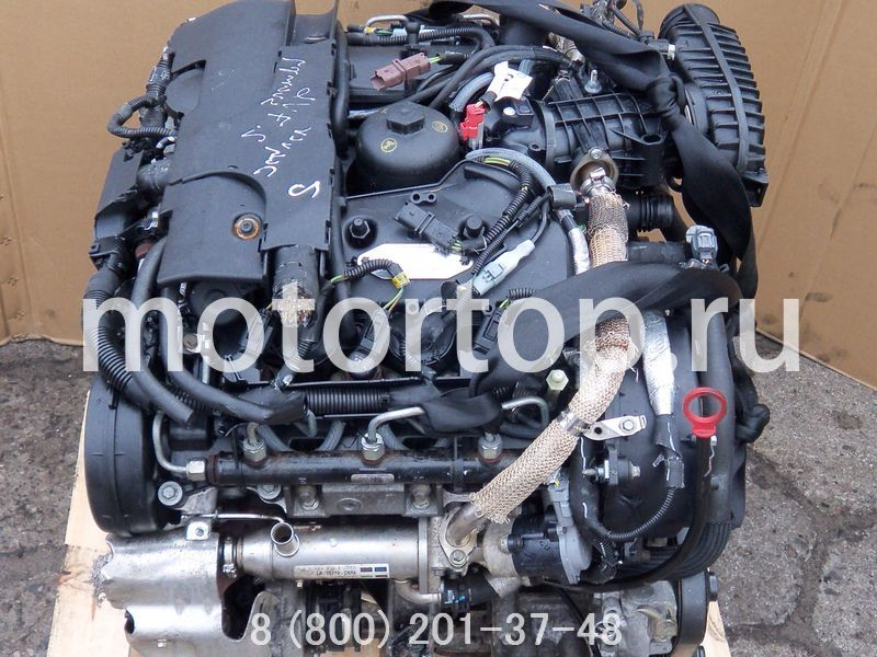 Двигатель 276DT