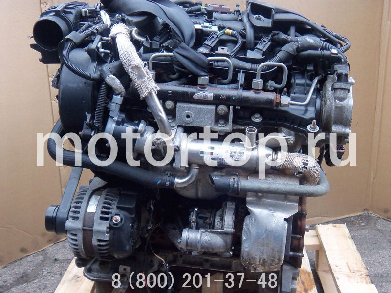 Контрактный двигатель 276DT