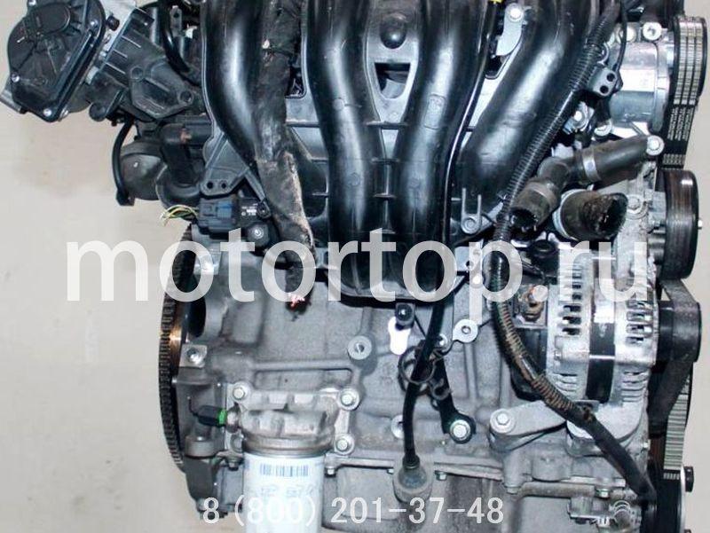 Двигатель B4204S3