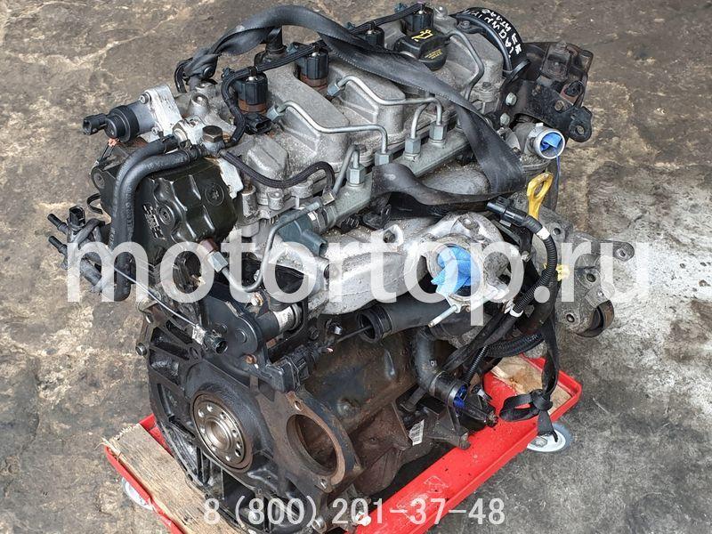 Двигатель D4EB
