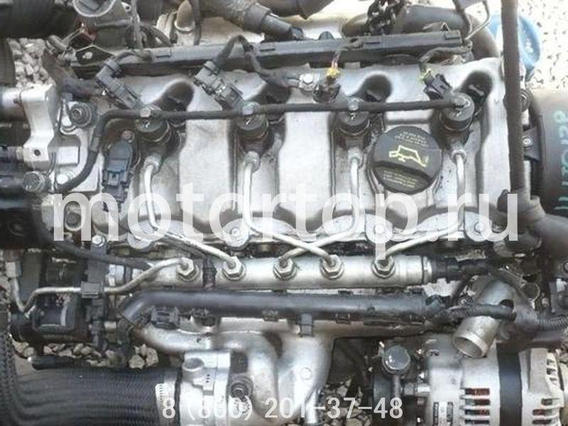 Контрактный двигатель D4EB