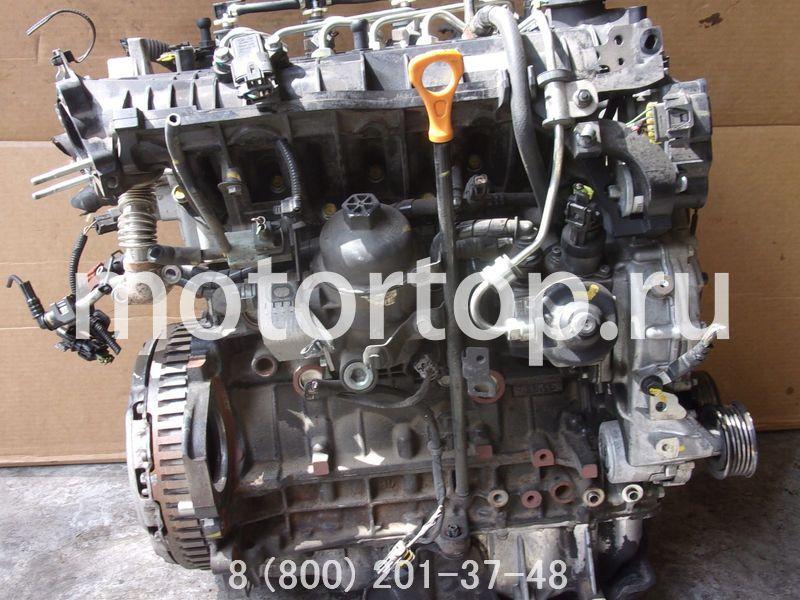 Контрактный двигатель D4FB