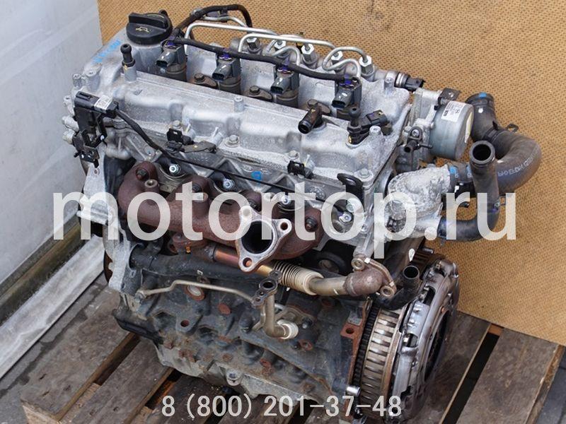 Б.у двигатель D4FB