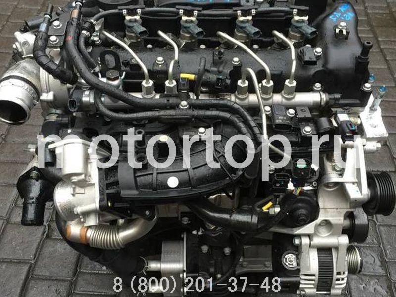 Контрактный двигатель D4HB