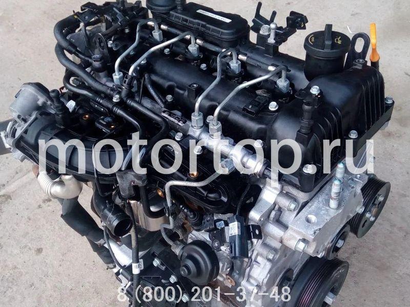 Б.у двигатель D4HB