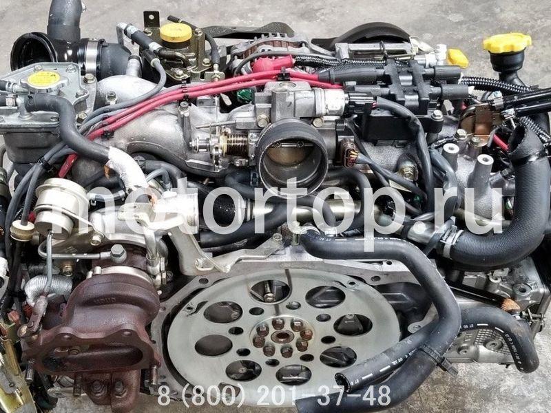 Купить контрактный двигатель EJ20