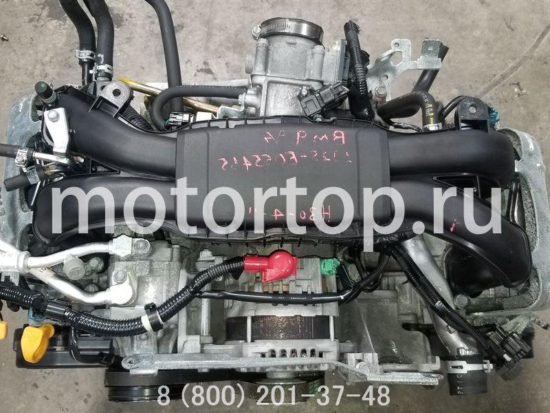 Купить двигатель EJ25