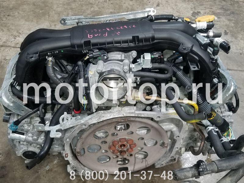 Купить контрактный двигатель EJ25