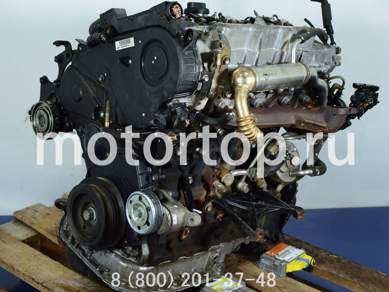 Двигатель 1CD-FTV