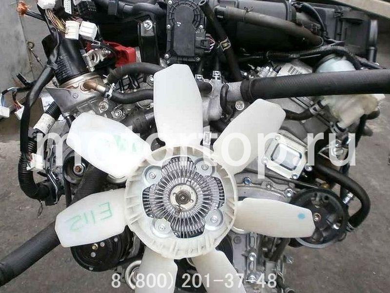 Купить двигатель 1GR-FE