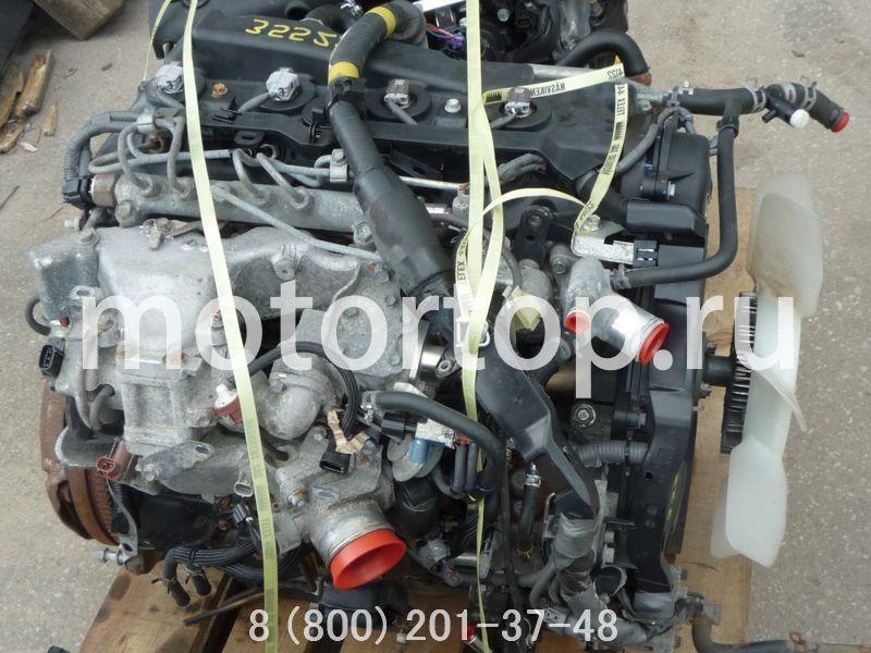 Купить двигатель 1KD-FTV