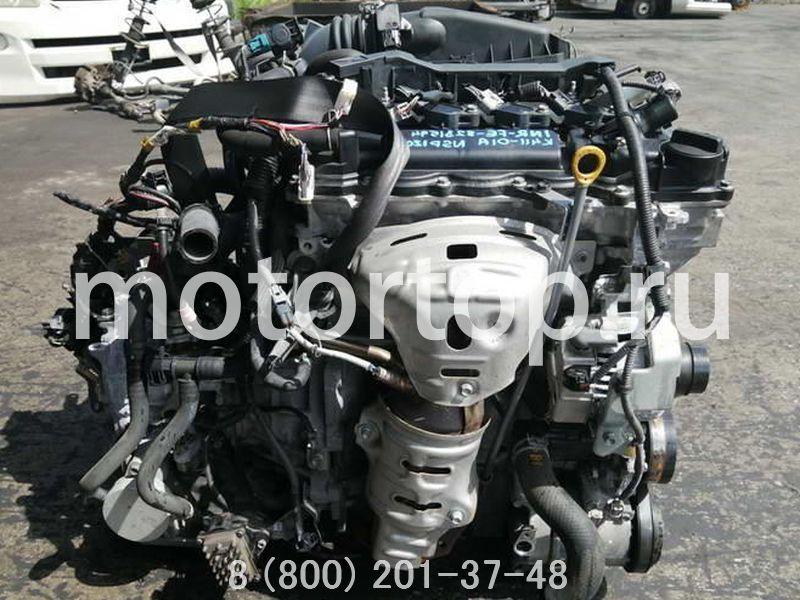 Купить контрактный двигатель 1NR-FE