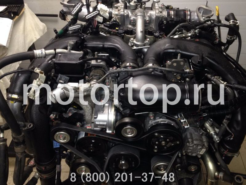 Купить контрактный двигатель 1VD-FTV