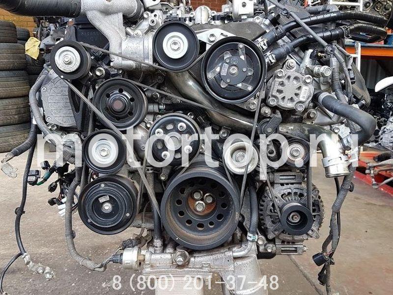 Купить двигатель 1VD-FTV