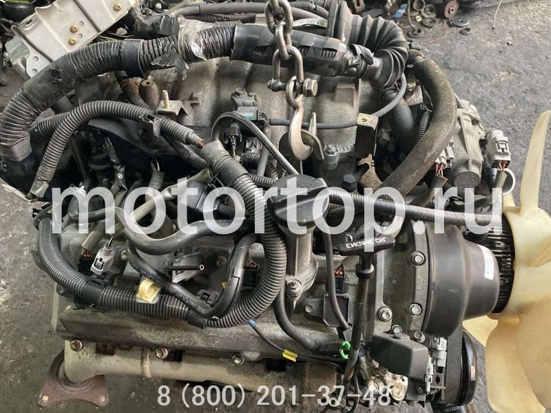 Купить контрактный двигатель 2UZ-FE
