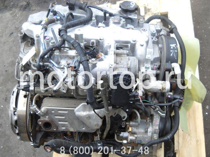 Двигатель 4D56