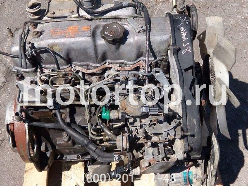 Купить контрактный двигатель 4D56