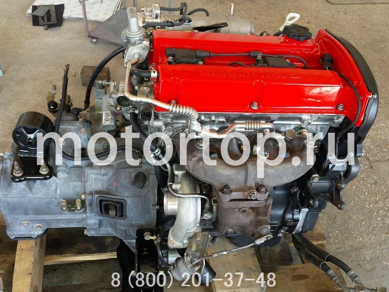 Купить двигатель 4G63