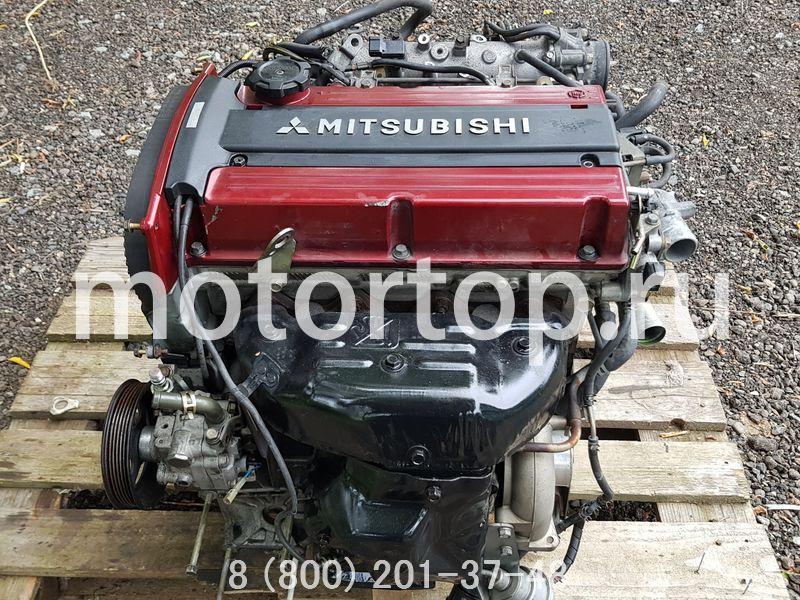 Купить контрактный двигатель 4G63