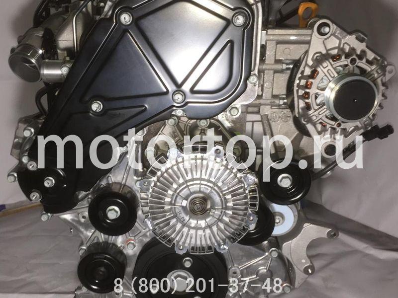 Двигатель D4CB