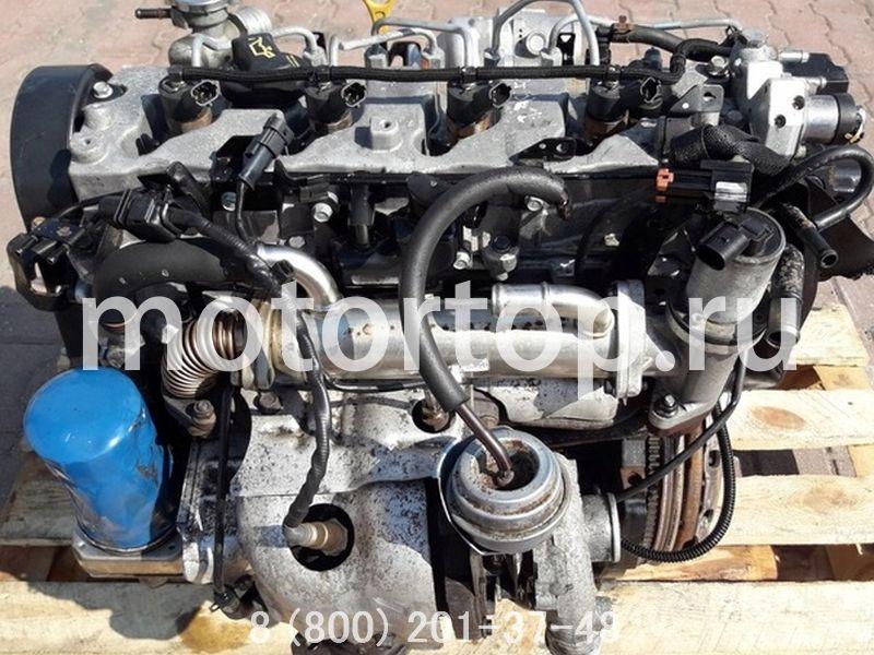 Купить контрактный двигатель D4EA