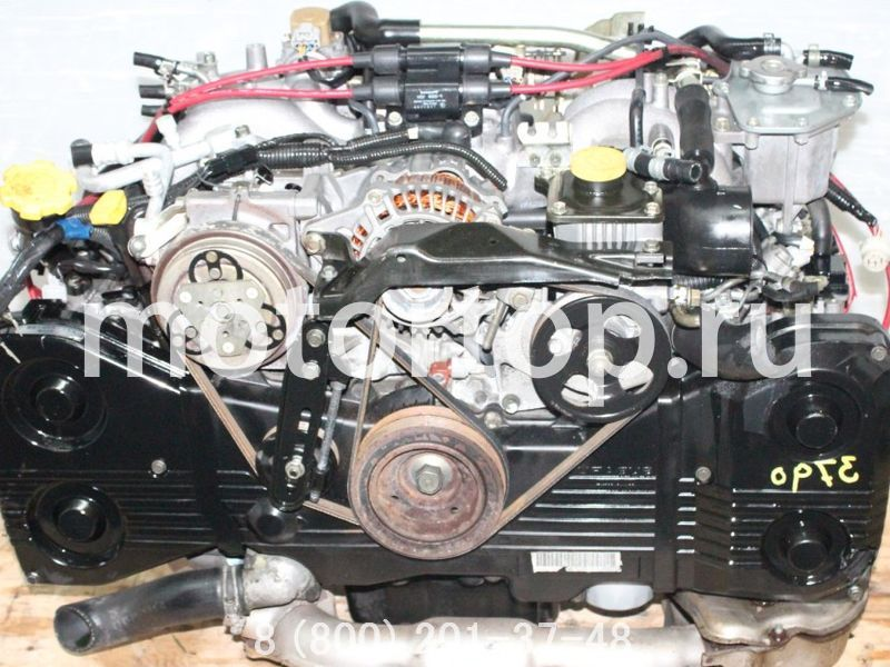 Купить контрактный двигатель EJ20D