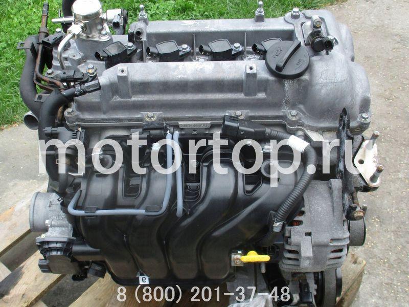 Двигатель G4FD