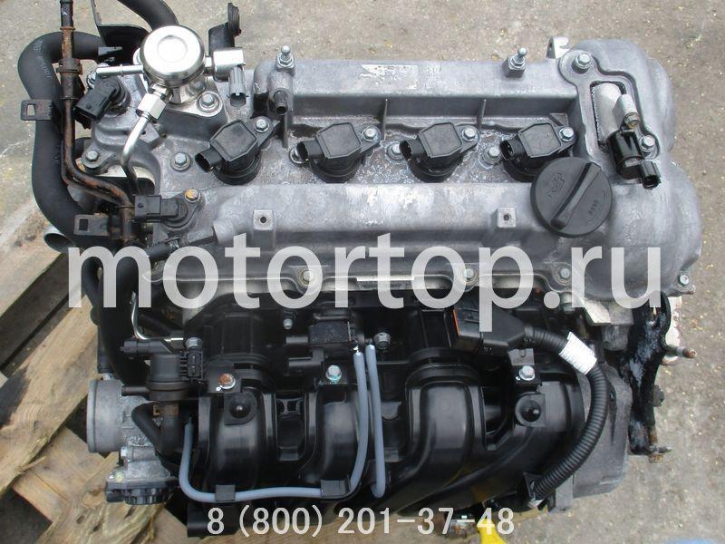 Купить контрактный двигатель G4FD