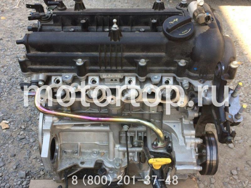Двигатель G4FG