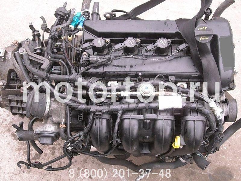Купить контрактный двигатель QQDB
