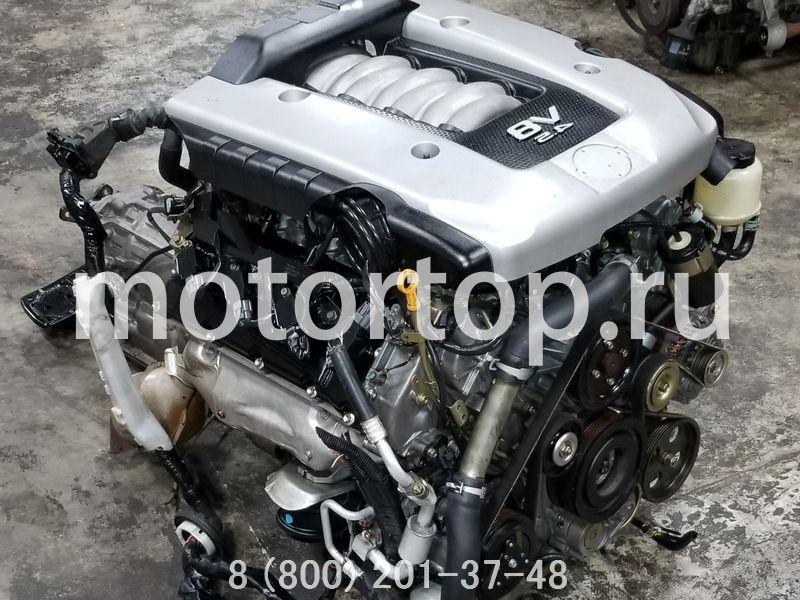 Купить контрактный двигатель VK45DE