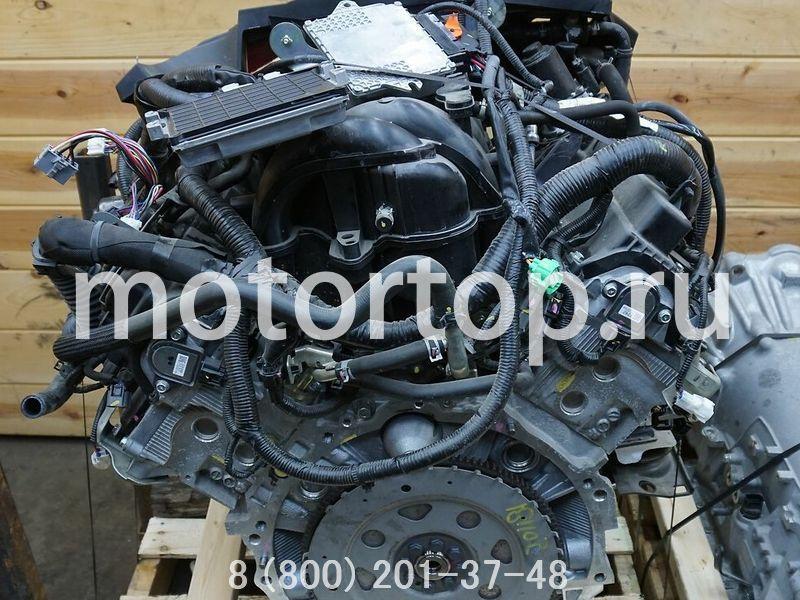 Купить контрактный двигатель VK56VD